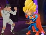 גיבורים נגד כדורגלנים - משחק מומלץ
