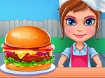 שף המבורגר