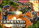 משחק המשך 3 למשחקי קומנדו של מיניקליפ , הפעם אתם צריכים לתקוף את הבסיס של האויבים לייצר כלי נשק להחליף נשקים ועוד כדי לשרוד לעבור שלבים ולנצח