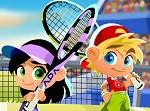 טניס משוגע- משחק חדש