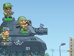 להגן על הטנק- משחק חדש