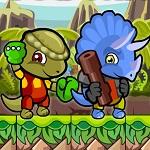 משחק - הרפתקאות הדינוזאורים 2