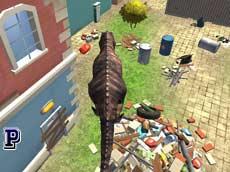 סימולטור דינוזאור