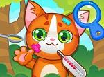 בואו לעזור לחיות החמודות במשחק החדש: וטרינר חיות מחמד. תעבדו לפי השלבים כדי להפוך את החיות לבריאות. כדי לשחק שוב תרעננו את העמוד.