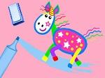משחק ציור לילדים שמראה איך לצייר חיות, כלי תחבורה ועוד שלב שלב עד לסיום, תהנו!