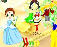Принцесса - гардероб