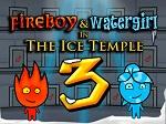 בן האש ובת המים 3 בלי פלאש- משחק חדש