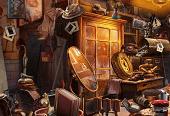 מציאת חפצים בחדר