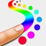 ציור עם האצבע