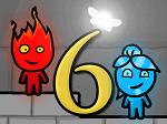 משחק בן האש ובת המים 6