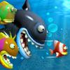 משחק דגים אוכלים דגים