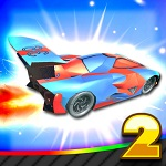 מכוניות מעופפות 2- משחק חדש
