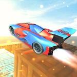 מכונית פעלולים מעופפת- משחק חדש