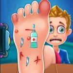 טיפול ברגליים
