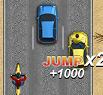 קפיצה ממכונית 2