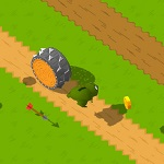 פרוגר - משחק הקפיצות הקלאסי עם הצפרדע עכשיו בגרסא תלת מימדית חדשנית. נסו להגיע כמה שיותר רחוק.