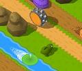 משחק פרוגר המוכר והנוסטלגי בו עליכם לקפוץ עם צפרדע מבלי להפגע ולהשיג כמה שיותר נקודות