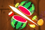 חיתוך פירות- משחק חדש