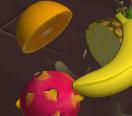 בואו לחתוך פירות בתלת מימד , פרוט נינג'ה תלת מימדי, המשך למשחק חותך הפירות המגניב עם האוגר החמוד , חתכו את כל הפירות , אספו כסף ,אבל אל תפגעו באוגרים החמודים