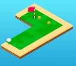 מיני גולף בשמים- משחק חדש