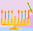 תפזורת מגניבה לחג החנוכה עם מילים שקשורות לחג החנוכה , אורים , לביבות , חשמונאים , בית המקדש, סופגניות , חנוכיה ועוד , בואו נראה אתכם מוצאים את כל המילים