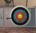 משחק חץ וקשת תלת מימדי , משחק מגניב בתלת מימד בואו לקלוע למטרה עם החץ והקשת