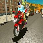 אופנוע בכבישים