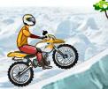 אופנוע בשלג 2