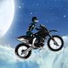 אופנוע על קרח