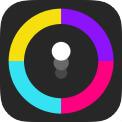 משחק קולור סוויץ Color Switch