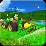 בואו להיות חקלאים ליום אחד! משחק כיף שמדמה עבודה חקלאית עם טרקטור.
