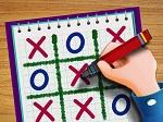 איקס עיגול במחברת- משחק חדש