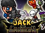 שחקו עם ג'ק וחסלו שלדים וזומבים , בחרו כלי נשק ועברו שלבים