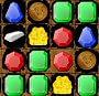 צריך לעשות שלישיות של יהלומים, מאחורי היהלומים יש קופסאות עץ , צריך לפוצץ אותם שעושים שלשה , ואם הקוספא מברזל צריך לפוצץ פעמיים , פשוט להרוס את העץ והברזל מאחורי היהלומים לפני שהאנשים למטה מגיעים ליהלומים.
