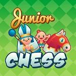 משחק שחמט אונליין עם חוקים רגילים ודמויות חמודות לילדים, יש בחירה בהתחלה של דרגות קושי.