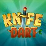 זרקו את כל הסכינים שיש לכם על העץ מבלי לפגוע בסכינים אחרות. ככל שהשלבים מתקדמים המשחק נעשה מאתגר יותר.