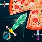 פיצה וסכינים
