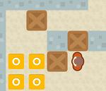 משחק חשיבה מאתגר , דחיפת קופסאות למקומות הנכונים , רק אם תדחפו בסדר הנכון תוכלו לנצח את השלב , כל שלב קשה יותר ומאתגר יותר מהשלב לפניו (עובד גם ממכשיר סלולרי כנסו מהפלאפון ליויו )