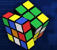 משחק קוביה הונגרית אונליין , אפשר לגרור את הקוביה בלחיצה עליה ולהזיז אותה לכל הכיוונים זוהי קוביה תלת מימדית , נראה אם תצליחו לפתור את הקוביה