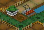 לכסח את הדשא