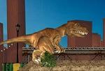 משחק דינוזאור בלוס אנג'לס , בואו לשחק בתור t-rex שהשתחרר בLA , המטרה היא לאכול את כל האנשים ולהרוס דברים ואז תוכלו לעבור שלבים