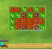 זה לא בדיוק משחק חווה , זה יותר משחק חשיבה , אתם צריכים לסמן 4 קצוות של אותו פרי כדי להתקדם במשחק , למשל לסמן ריבוע שבכל פינה של הריבוע יש תותים ,חייב שהריבוע יהיה בפינות מאותו סוג , בהצלחה