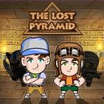 אבודים בפירמידה