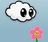 מאקו הוא ענן קטן וחביב שרוצה שהפרחים יפרחו , אבל יש חרקים מעצבנים שמפריעים לענן מאקו לגרום לפרחים לפרוח , אז תירו ברקים ביצורים , ותשקו את הפרחים , ותעברו שלבים
