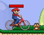 מריו באופניים