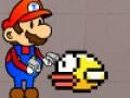 מריו נוקם בציפורי הפלאפי בירד שלקחו לו את העולם , בואו לעזור לו לחסל את כולם , אם תירו מדויק בלי לבזבז יריות תקבלו תוספת רצף , המשחק הולך ונהיה קשה