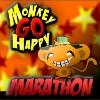קוף עצוב שמח מרתון