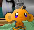 קוף עצוב קוף שמח בטירה