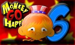 קוף עצוב קוף שמח 6 המשחק החדש ביותר בסדרה , אחרי 5 משחקים עוד 3 משחקים מיני קופים ועוד משחק לחגים יוצא משחק מספר 10 בסדרה , בואו לעזור ל6 קופים לשמוח עכשיו במשחק החידות המגניב