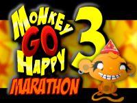 קוף עצוב קוף שמח מרתון 3